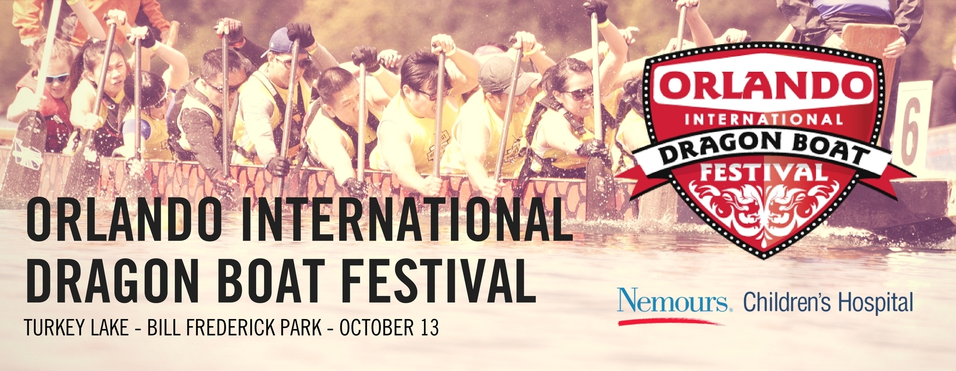 Orlando International Dragon Boat Festival